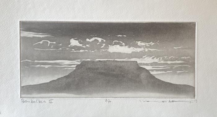 Benbulben II (Without Water)