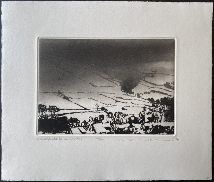 Wharfedale In Winter
